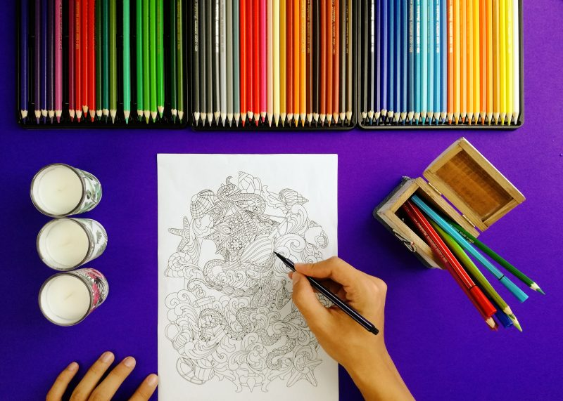 - How To Color Your New Adult Coloring Book Like A Pro? - Unibul Press