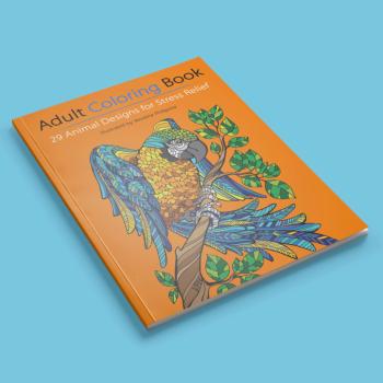 Animals-Coloring-Book-Orange-Mockup